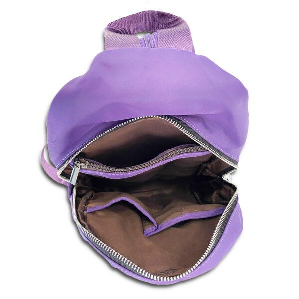 DST.B.1008 14u Ελληνική Εταιρεία Ρούχων Αξεσουάρ Άνετη Νάιλον Εξαιρετικής ποιότητας minimal αδιάβροχη τσάντα πλατης και ώμου