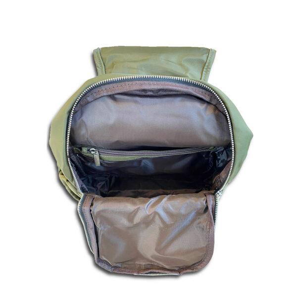 DST.B.1021 14u Ελληνική Εταιρεία Ρούχων Αξεσουάρ Άνετη Νάιλον Εξαιρετικής ποιότητας minimal αδιάβροχη σουρωτή τσάντα πλατης