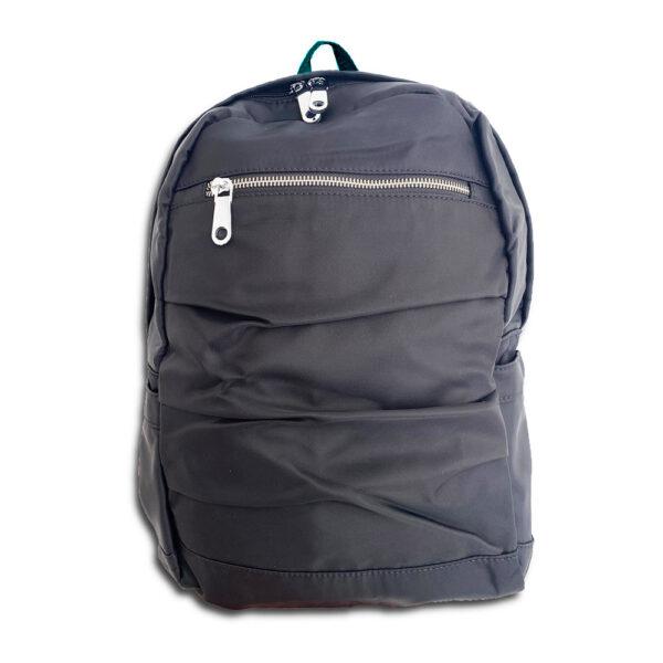 DST.B.1057 14u Ελληνική Εταιρεία Ρούχων Αξεσουάρ Άνετη Νάιλον Εξαιρετικής ποιότητας minimal αδιάβροχη σουρωτή τσάντα πλατης