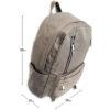 DST.B.1055 14u Ελληνική Εταιρεία Ρούχων Αξεσουάρ Άνετη Νάιλον Εξαιρετικής ποιότητας Unisex μεγάλη αδιάβροχη τσάντα πλατης
