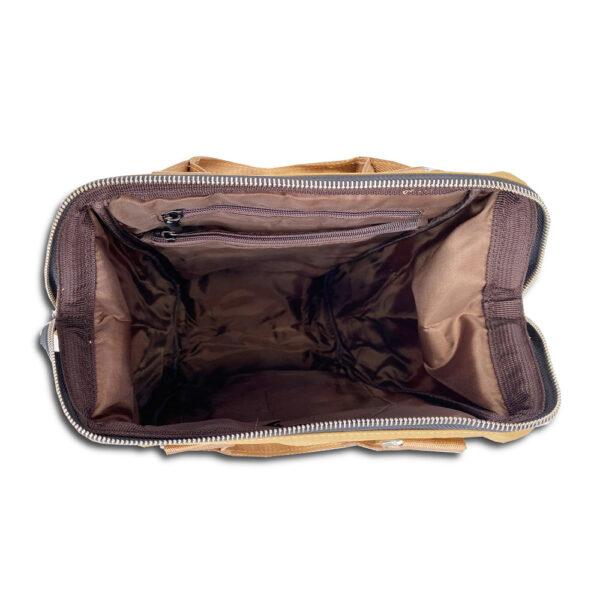 DST.B.7036L 14u Ελληνική Εταιρεία Ρούχων Αξεσουάρ Άνετη Νάιλον Εξαιρετικής ποιότητας Unisex minimal μεγάλη αδιάβροχη τσάντα πλατης