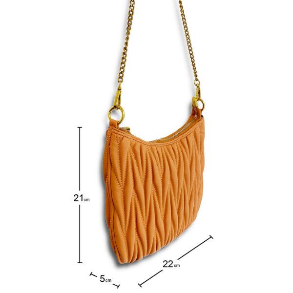 DST.L.3379 14u Ελληνική Εταιρεία Ρούχα αξεσουάρ Τσάντες Μικρό Τσαντάκι Πουγκί από Εξαιρετικής Ποιότητας Οικολογικό Δέρμα