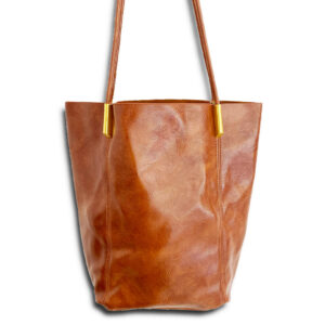 DST.L.847 14u Ελληνική Εταιρεία Ρούχα αξεσουάρ Τσάντες Μίνιμαλ Τσάντα Ώμου από Εξαιρετικής Ποιότητας Οικολογικό Δέρμα