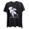 neil armstrong φεγγάρι διάστημα 14u δημοφιλής χειροποίητη μπλούζα t-shirt στάμπα εκτύπωση για άντρες και γυναίκες
