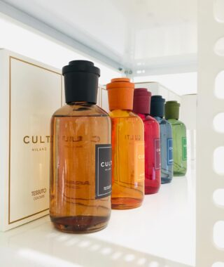 Back from holidays? No problem. Elevate your mood with @culti_milano diffusers & feel great! Explore the collection.