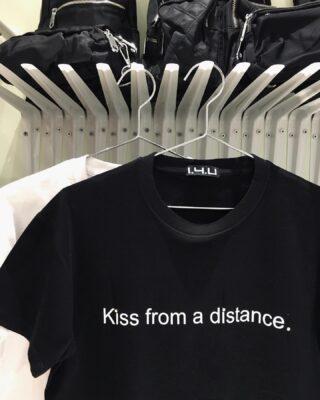 Black or White? Best seller T-shirt by far.
