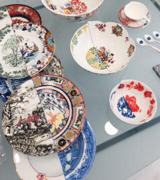 Masterpieces 🧨 @hybrid_tableware  #plates #hybrid #hybridseletti #seletti #art #design #designlovers #artdelatable #porcelain #bonechina #hybridlovers