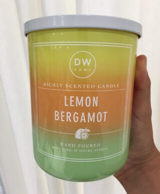 Scented Candles now back in stock. Visit 1.4.U stores & check the collection. 🍋