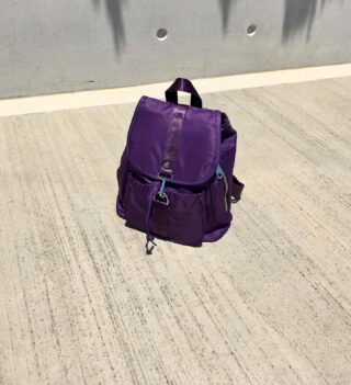 Weekend essential. Forever fav Escalona nylon backpack. Now On Sale. 💥