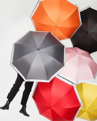 Pantone Umbrella Large. Season's must have. Available now at 1.4.U stores. 🌧