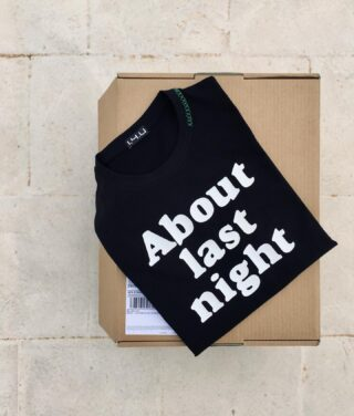 1.4.U Classics. 📦  #tshirt #14Uofficial #14Uclassics #men #women #aboutlastnight #cool #typography #blackandwhite #cotton #style #streetstyle #handmade #best #greekdesigners #greekbrand #clothing #clothingbrand
